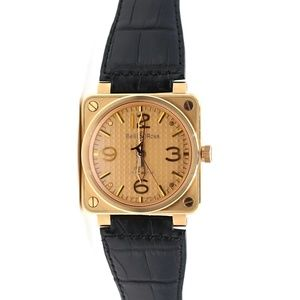 Bell & Ross Rose Gold Ingot Limited Edition Automa